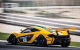 5 star McLaren P1 GTR