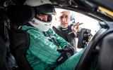Driving the McLaren P1 GTR