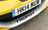 Renault Megane Renaultsport 275 Trophy first drive review