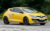 Renault Megane Renaultsport 275 Trophy UK first drive review