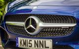 Mercedes-AMG GT front grille