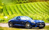 4 star Mercedes-AMG GT