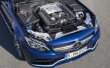 Mercedes-AMG C63 revealed with 503bhp