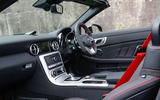 Mercedes-AMG SLC 43 interior