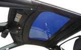 Mercedes-AMG SLC 43 magic sunroof