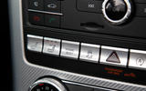 Mercedes-AMG SLC 43 centre console