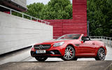 3.5 star Mercedes-AMG SLC 43