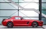 £189,090 Mercedes-AMG SLS GT Final Edition