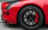 19in Mercedes-AMG SLS GT Final Edition alloys