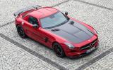 4 star Mercedes-AMG SLS GT Final Edition