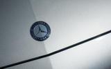 Mercedes-AMG C 63 badging