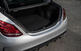 Mercedes-AMG C 63 boot space