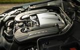 4.0-litre V8 Mercedes-AMG C 63 Cabriolet engine