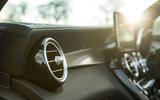 Mercedes-AMG C 63 Cabriolet air vents