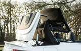 Mercedes-AMG C 63 Cabriolet roof opening