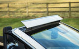 Mercedes-AMG C 63 Cabriolet front wind deflector
