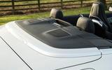 Mercedes-AMG C 63 Cabriolet rear speakers