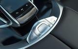 Mercedes-AMG C 63 Cabriolet roof controls