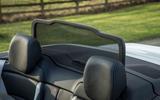 Mercedes-AMG C 63 Cabriolet wind deflector