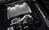 4.7-litre V8 Mercedes-AMG C 63 petrol engine