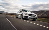 Mercedes-AMG C 63 front quarter