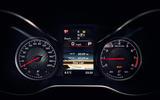 Mercedes-AMG C 63 instrument cluster