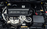 2.0-litre Mercedes-AMG CLA 45 engine