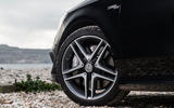 18in Mercedes-AMG CLA 45 alloy wheels