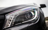 Mercedes-AMG CLA 45 headlights