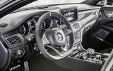 Mercedes-AMG CLS 63 S interior