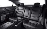 Mercedes-AMG CLS 63 S rear seats