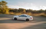 Mercedes-AMG CLS 63 S rear