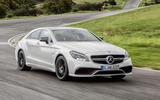 Mercedes-AMG CLS 63 S