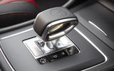Mercedes-AMG GLA 45 automatic gearbox