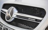 Mercedes-AMG GLA 45 front grille
