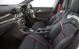 Mercedes-AMG GLA 45 interior