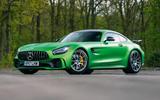 4.5 star Mercedes-AMG GT R