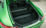 Mercedes-AMG GT R boot space