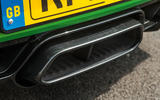 Mercedes-AMG GT R exhaust system