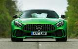 Mercedes-AMG GT R front end