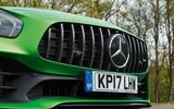 Mercedes-AMG GT R front grille