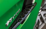 Mercedes-AMG GT R side fins