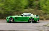 Mercedes-AMG GT R side profile