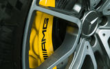 Mercedes-AMG GT R yellow brake calipers