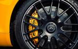 Mercedes-AMG GT S alloy wheels