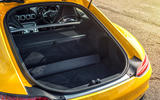 Mercedes-AMG GT S boot space