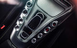 Mercedes-AMG GT S centre console