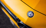 Mercedes-AMG GT S front badging
