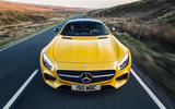 Mercedes-AMG GT S front end