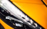 Mercedes-AMG GT S LED headlights
